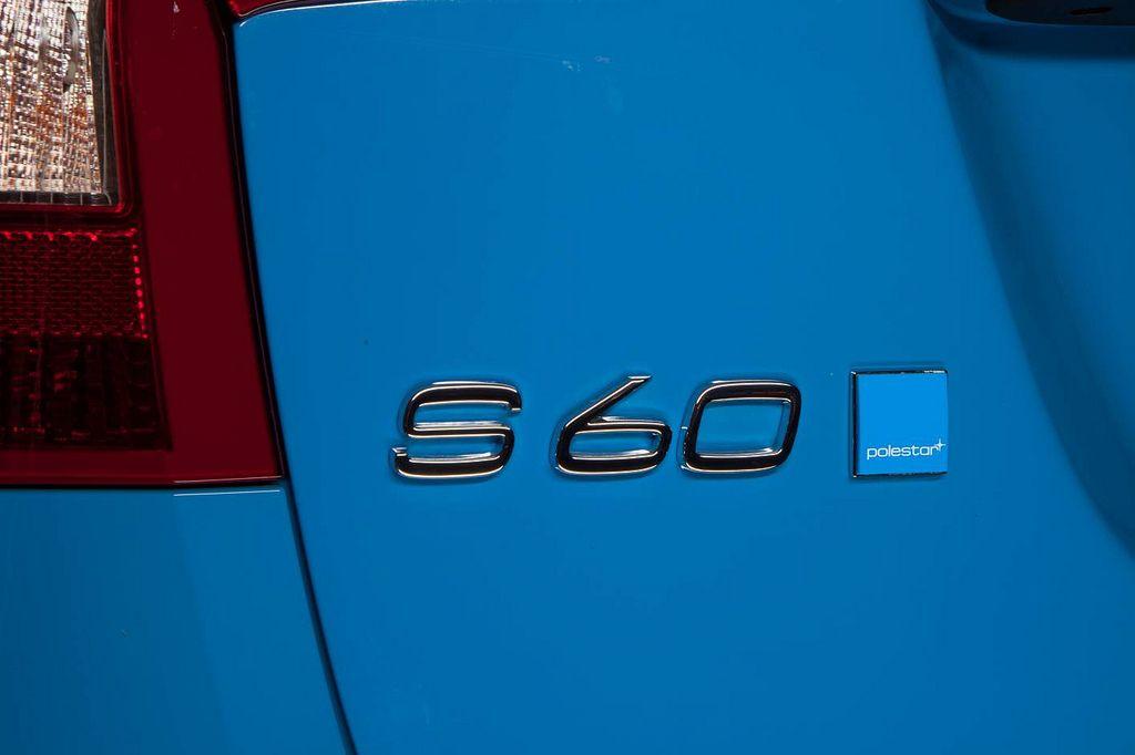 volvo s60 polestar7 Muscle Volvo S60 Polestar 2013