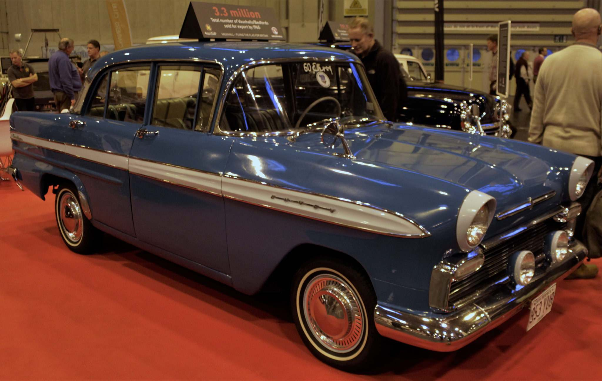 nec classic car16 NEC Classic Car Show 2016   The Best Indoor Classic Car Show in the UK