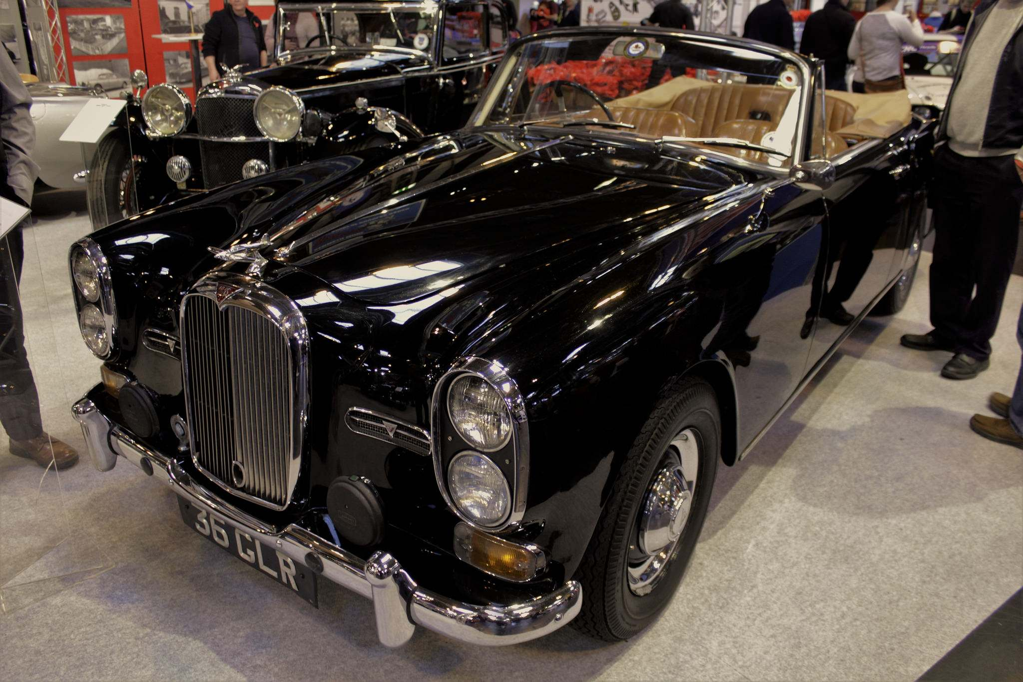 nec classic car18 NEC Classic Car Show 2016   The Best Indoor Classic Car Show in the UK