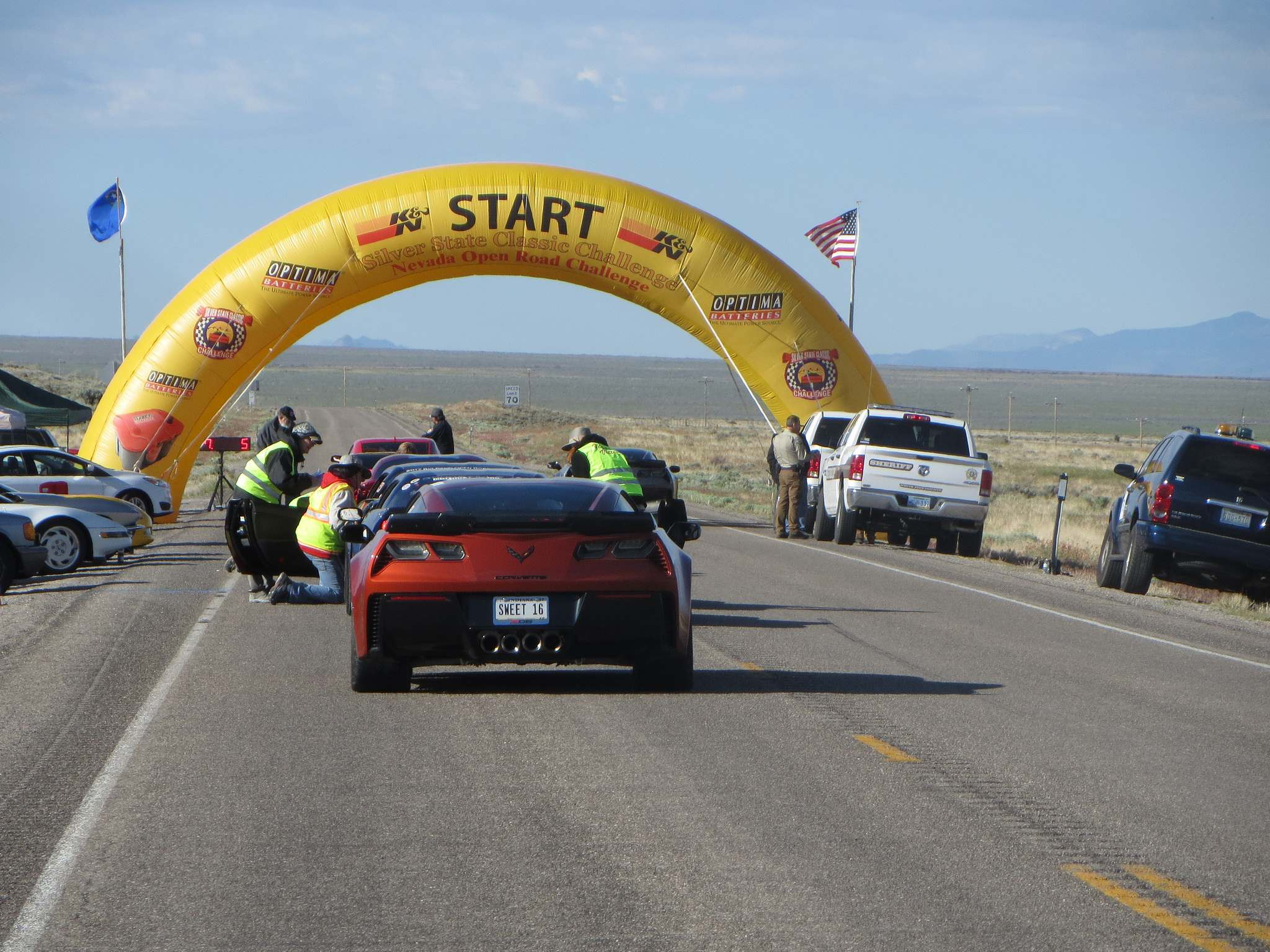 nevada open road challenge Nevada Open Road Challenge 2017