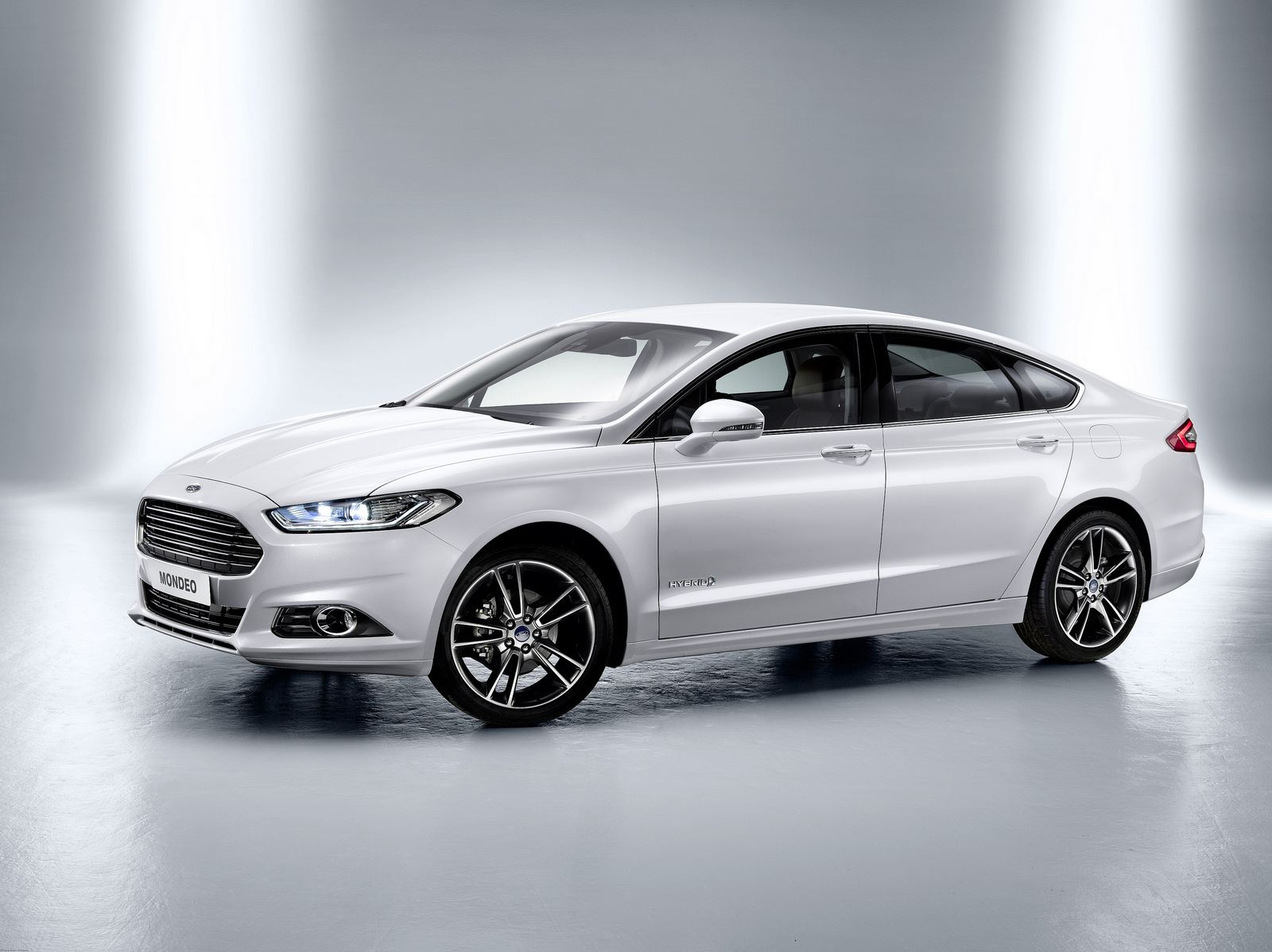 new ford mondeo2 New Ford Mondeo 2014