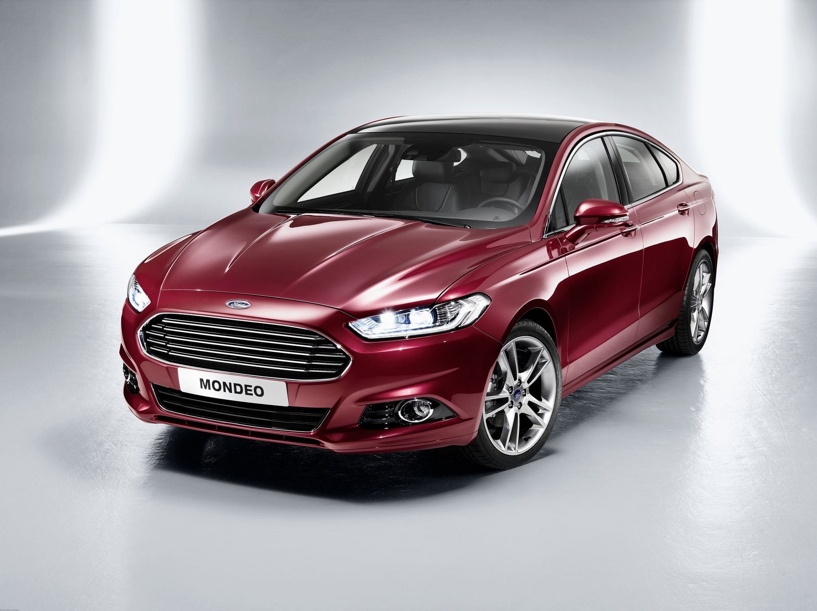 new ford mondeo4 New Ford Mondeo 2014