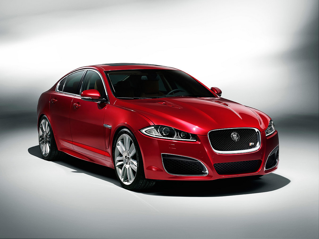 jaguar xfr New Jaguar XFR 2012   Luxury Sports Car