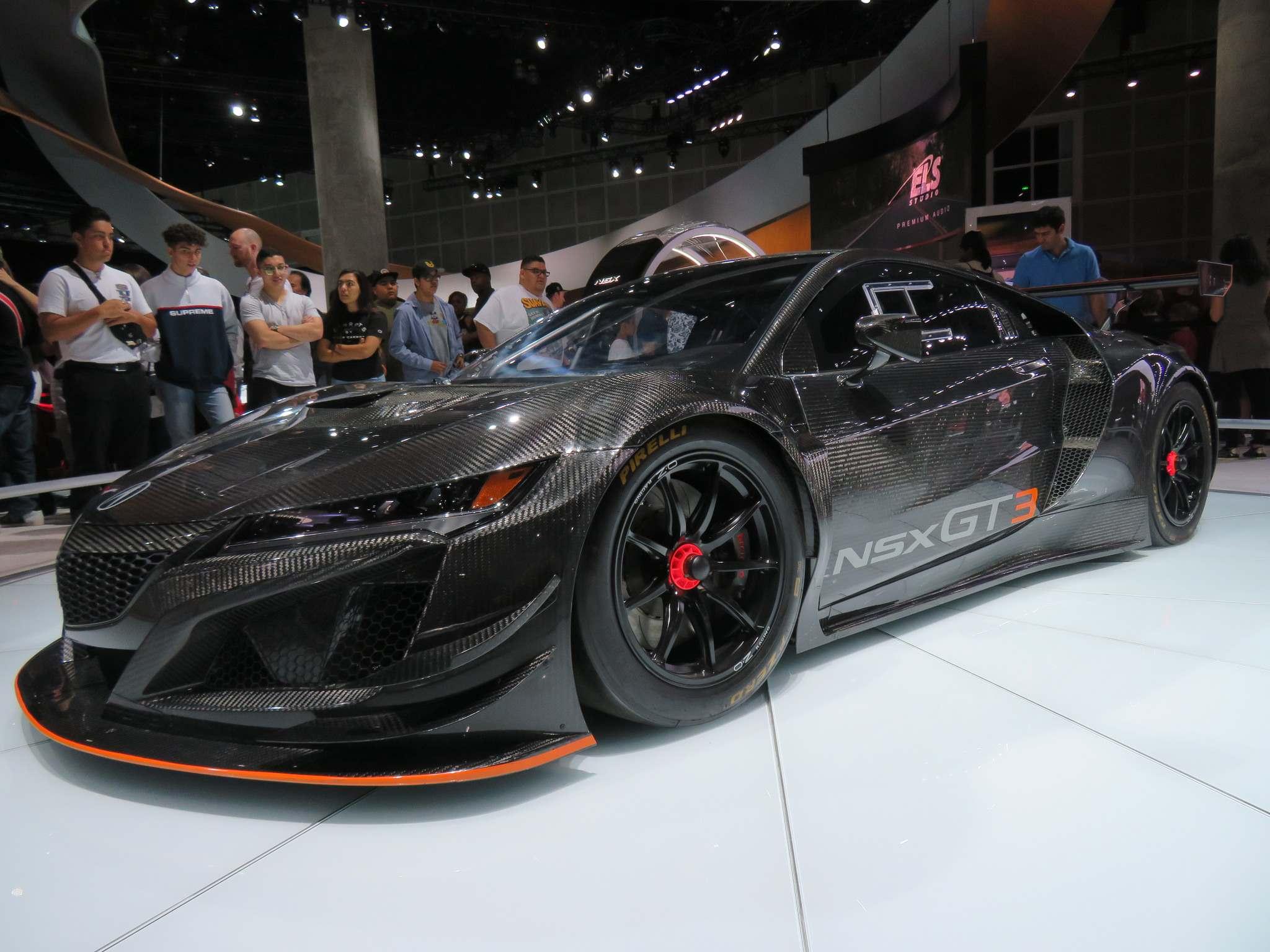 los angeles auto show1 Photos Taken at Los Angeles Auto Show 2017