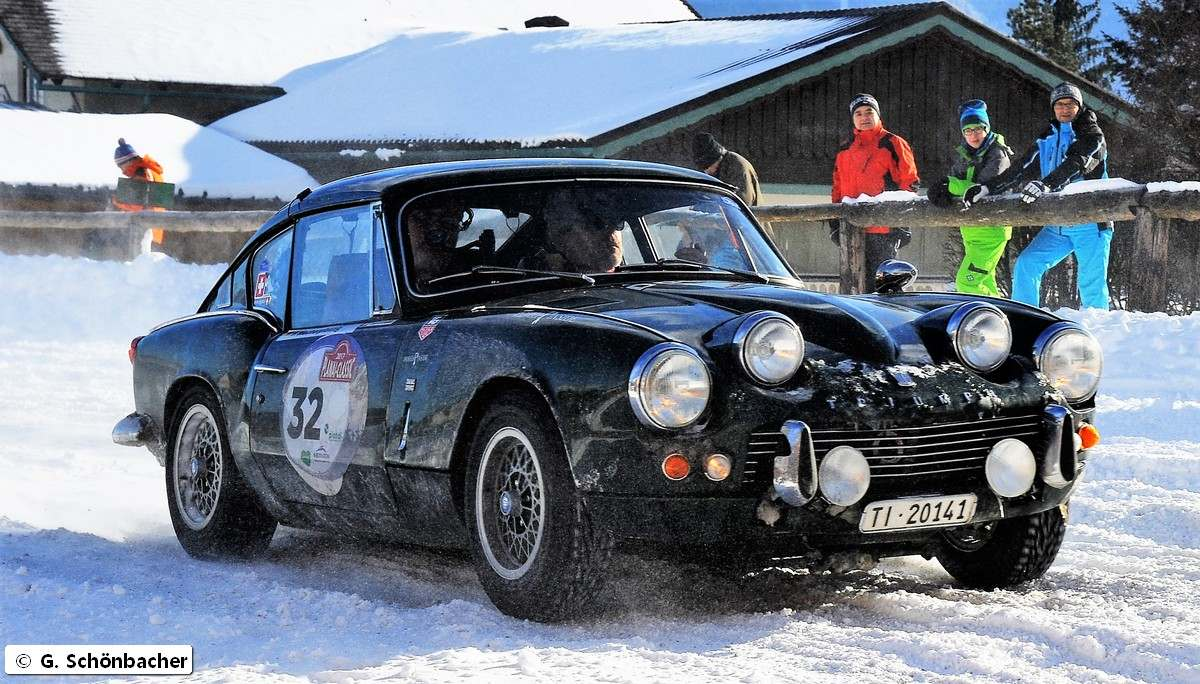 planai classic Planai Classic   Oldtimers in Snow
