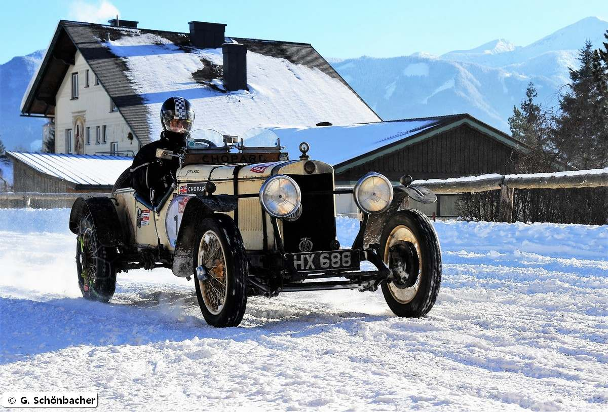 planai classic17 Planai Classic   Oldtimers in Snow