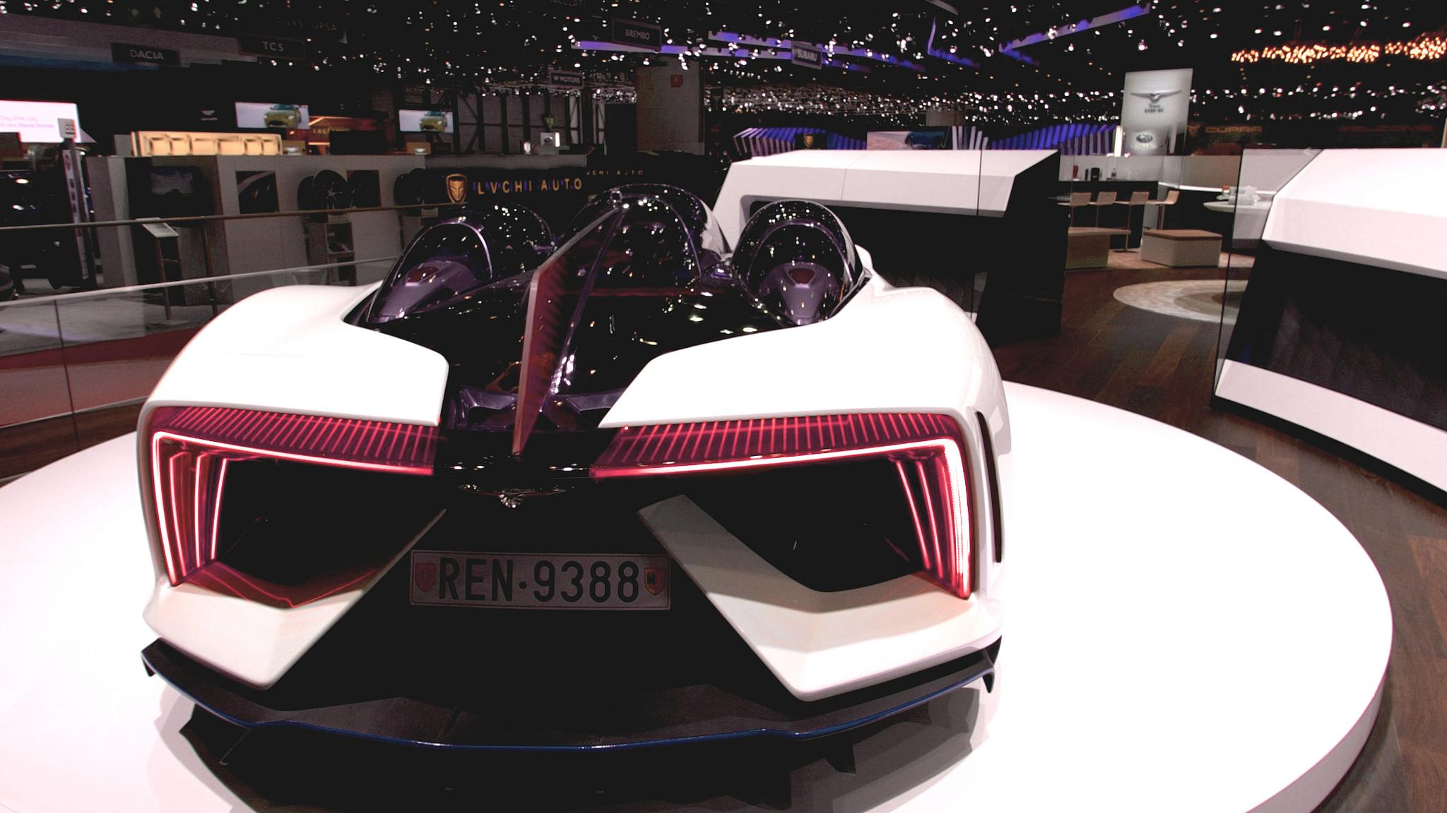 ren rs3 Ren RS Turbine Supercar
