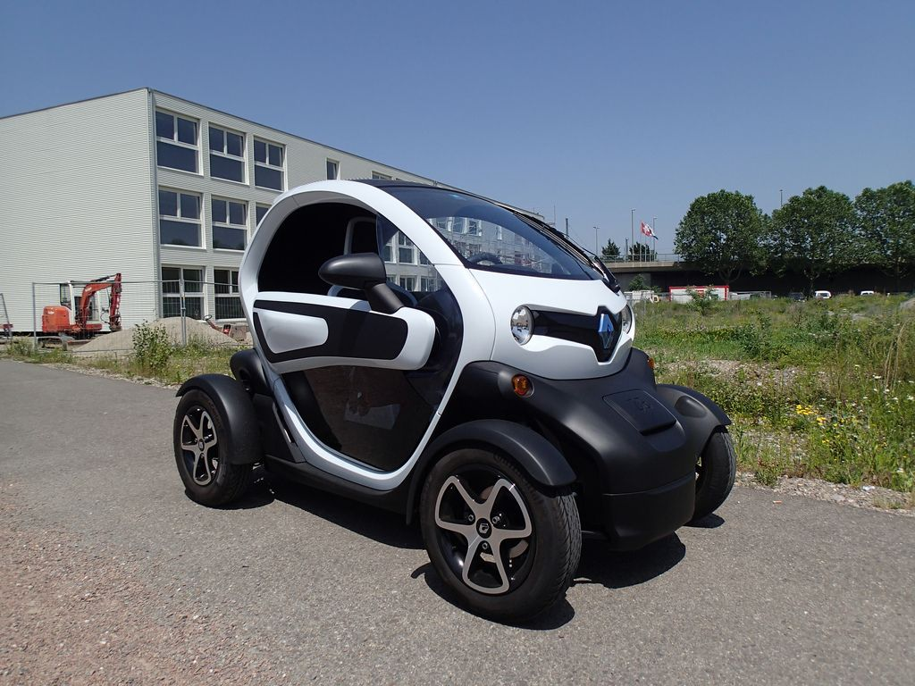 renault twizy6 Renault Twizy   Urban Electric Vehicle