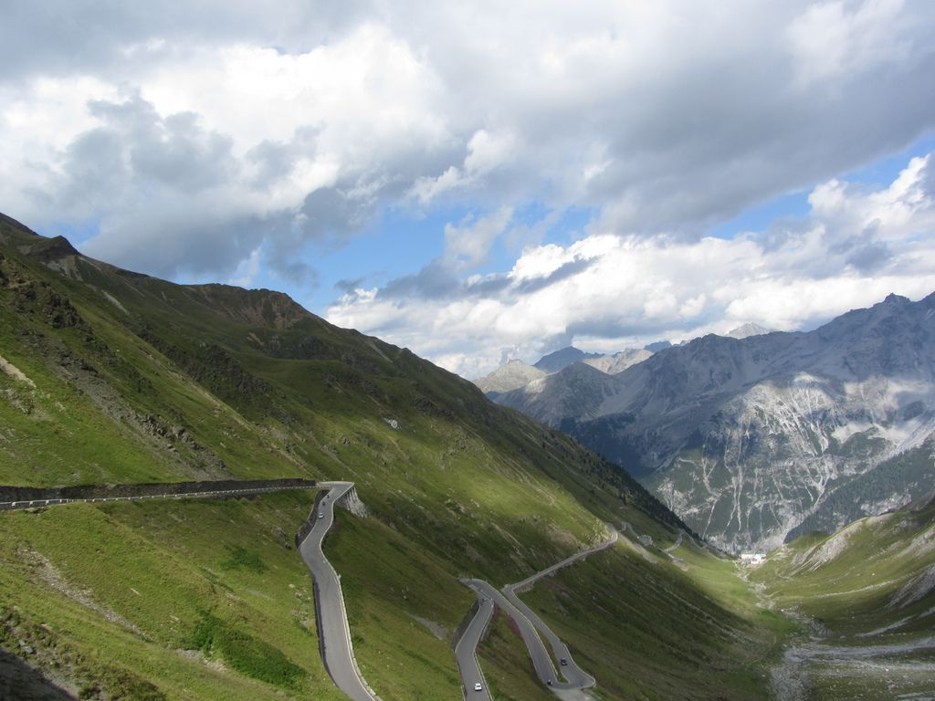 stelvio pass1 Stelvio Pass Breathtaking Road