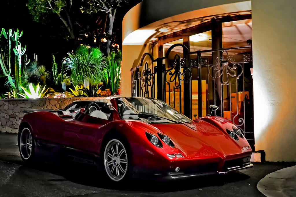 luxury super car15 Supercars in Monaco Before Formula One Grand Prix 2013