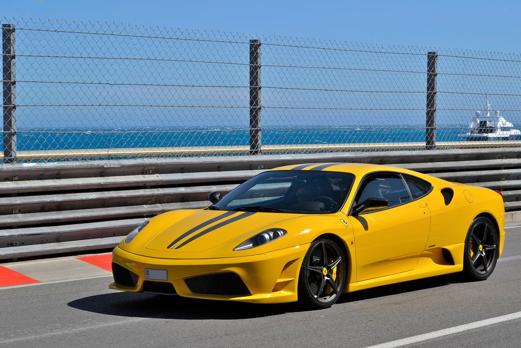 luxury super car17 Supercars in Monaco Before Formula One Grand Prix 2013