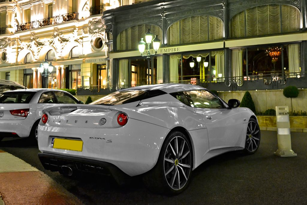 luxury super car23 Supercars in Monaco Before Formula One Grand Prix 2013
