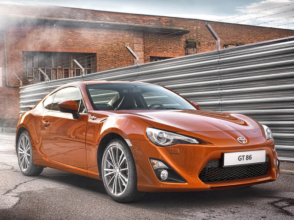 toyota gt8610 Toyota GT86 2012 Wallpapers