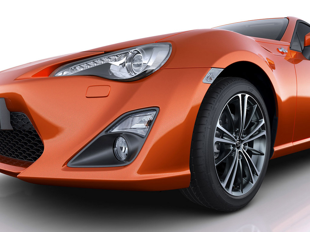 toyota gt8613 Toyota GT86 2012 Wallpapers