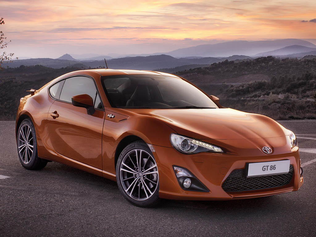 toyota gt868 Toyota GT86 2012 Wallpapers