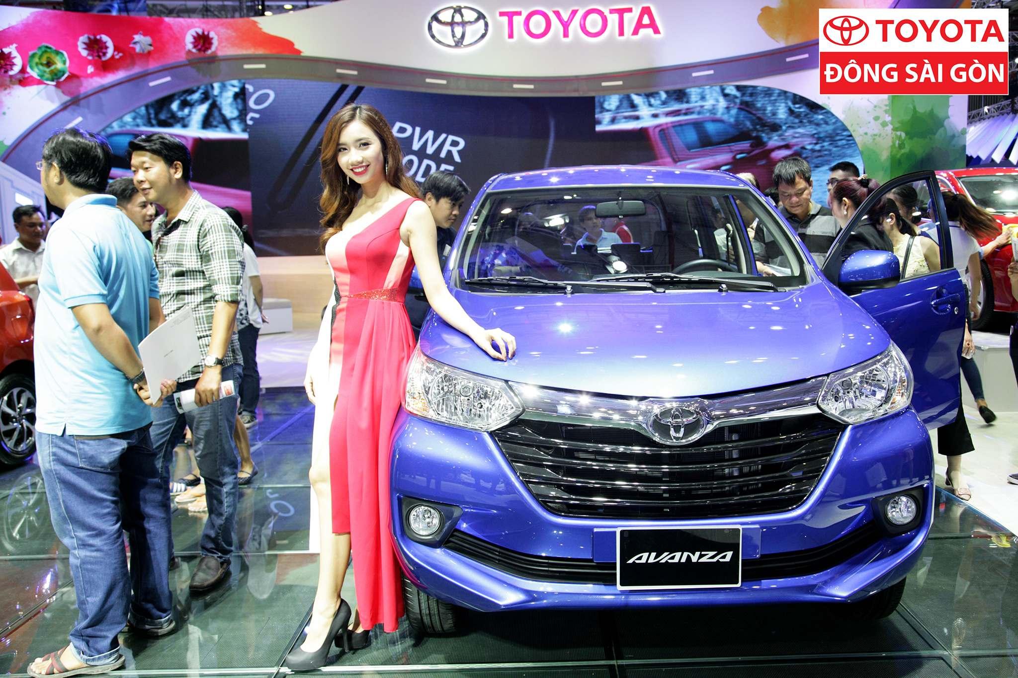 vietnam motor show 20171 Toyota at Vietnam Motor Show 2017