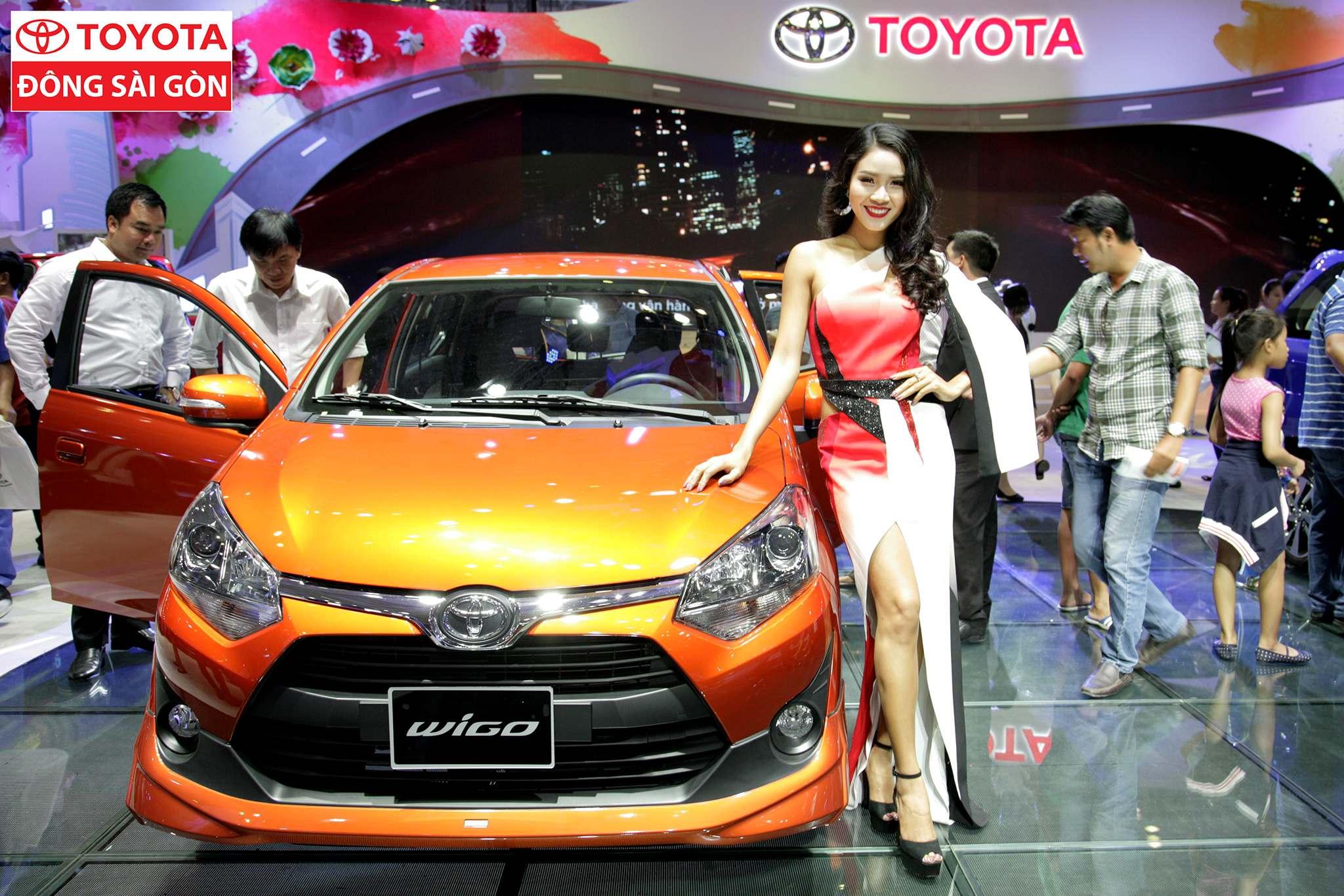 vietnam motor show 20172 Toyota at Vietnam Motor Show 2017