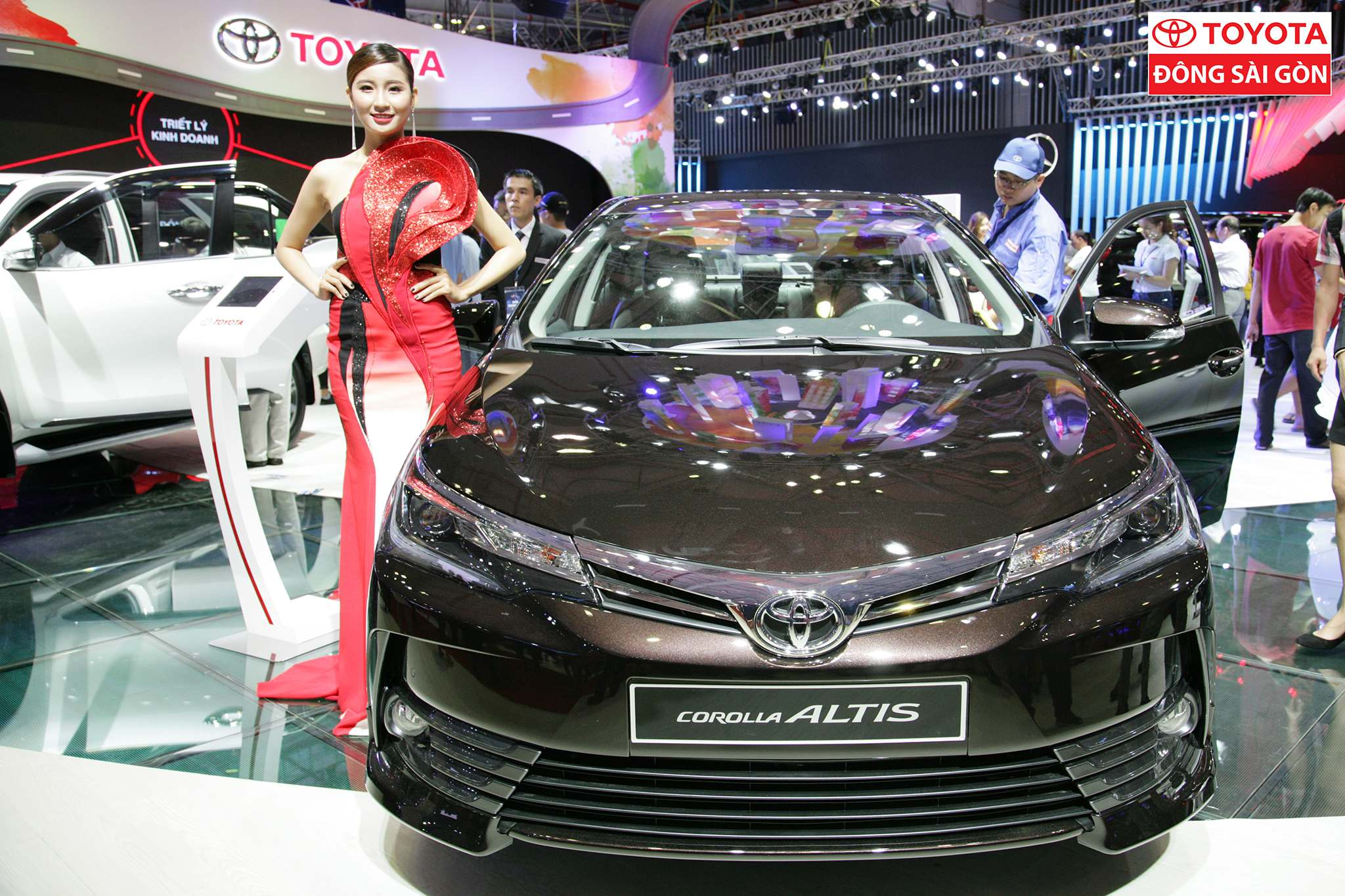 vietnam motor show 20173 Toyota at Vietnam Motor Show 2017