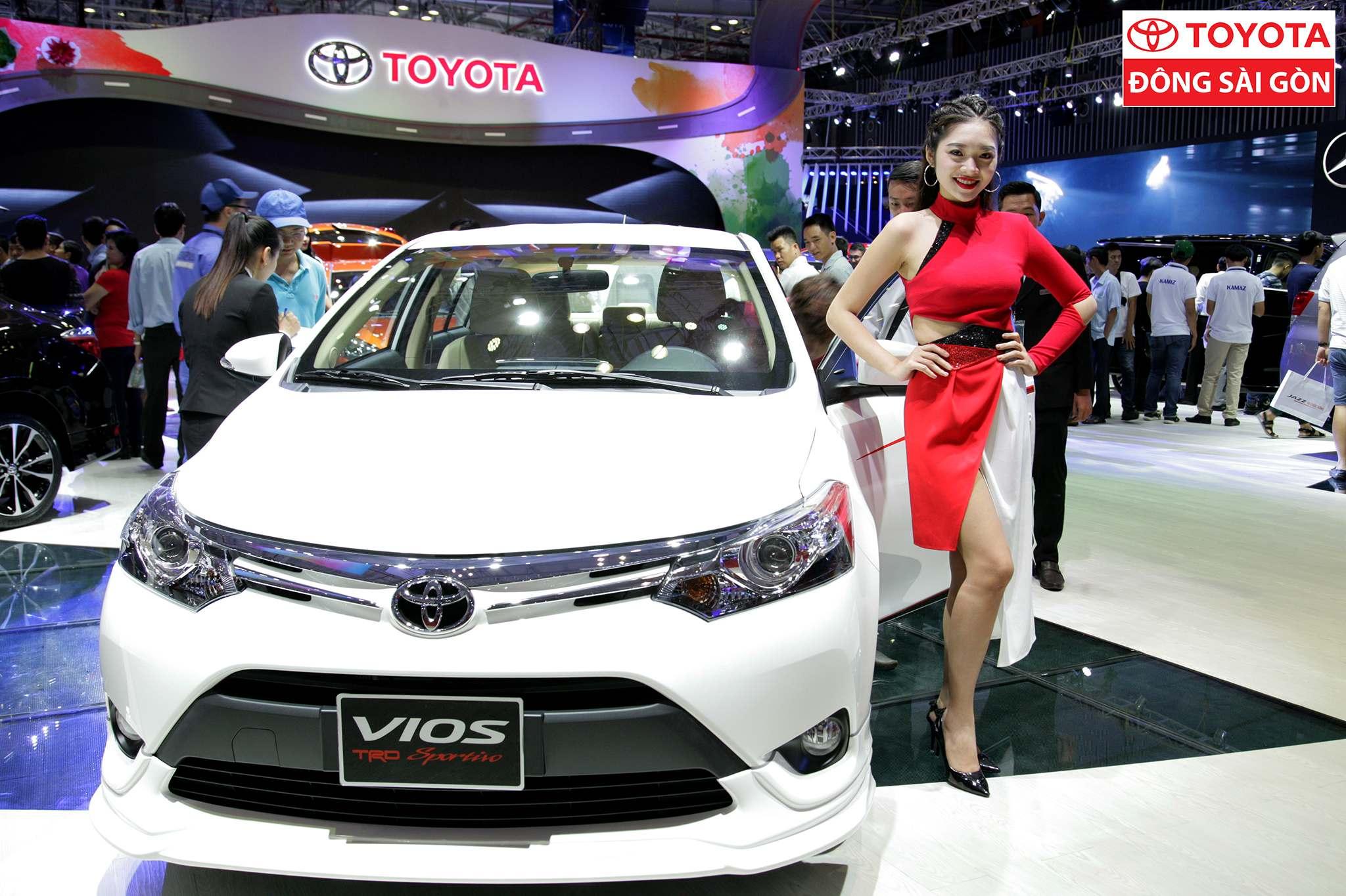 vietnam motor show 20176 Toyota at Vietnam Motor Show 2017