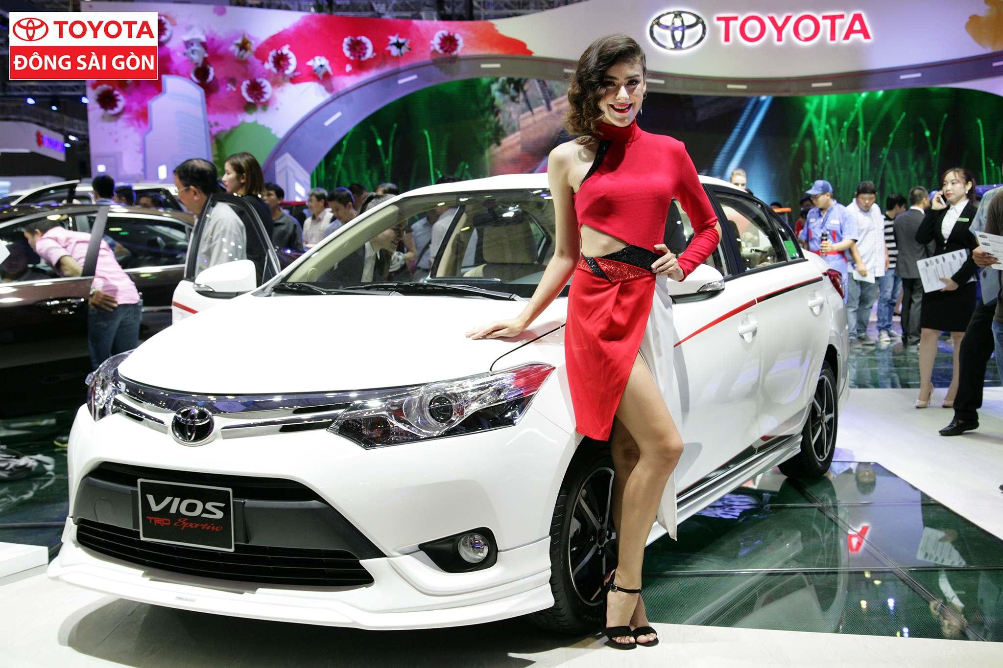 vietnam motor show 20177 Toyota at Vietnam Motor Show 2017