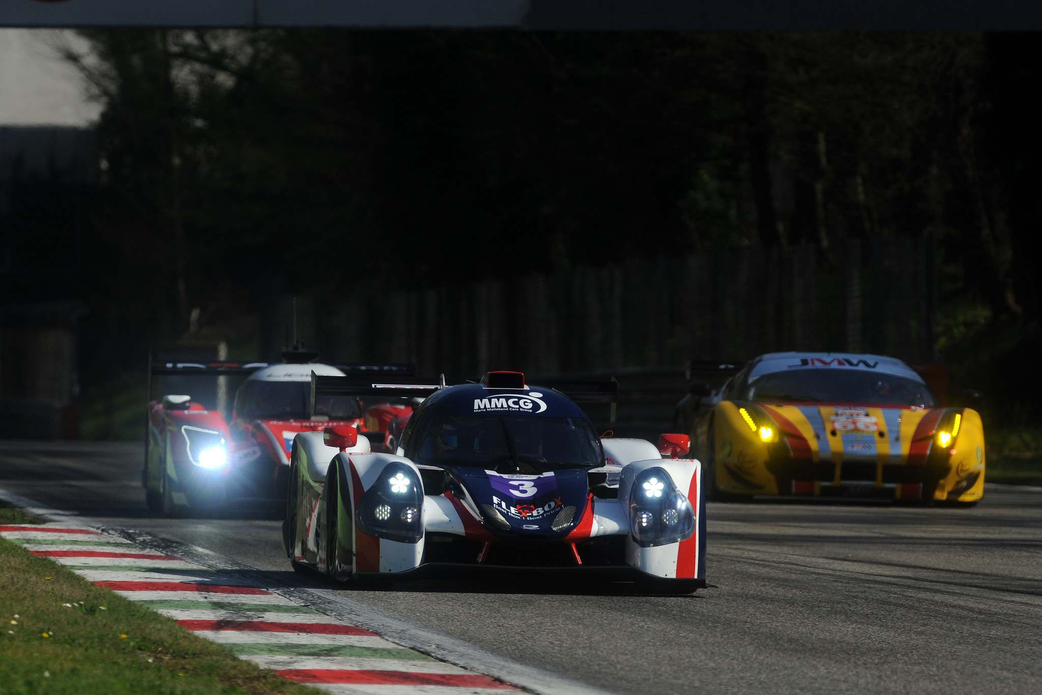 unitedautosports1 United Autosports in Monza