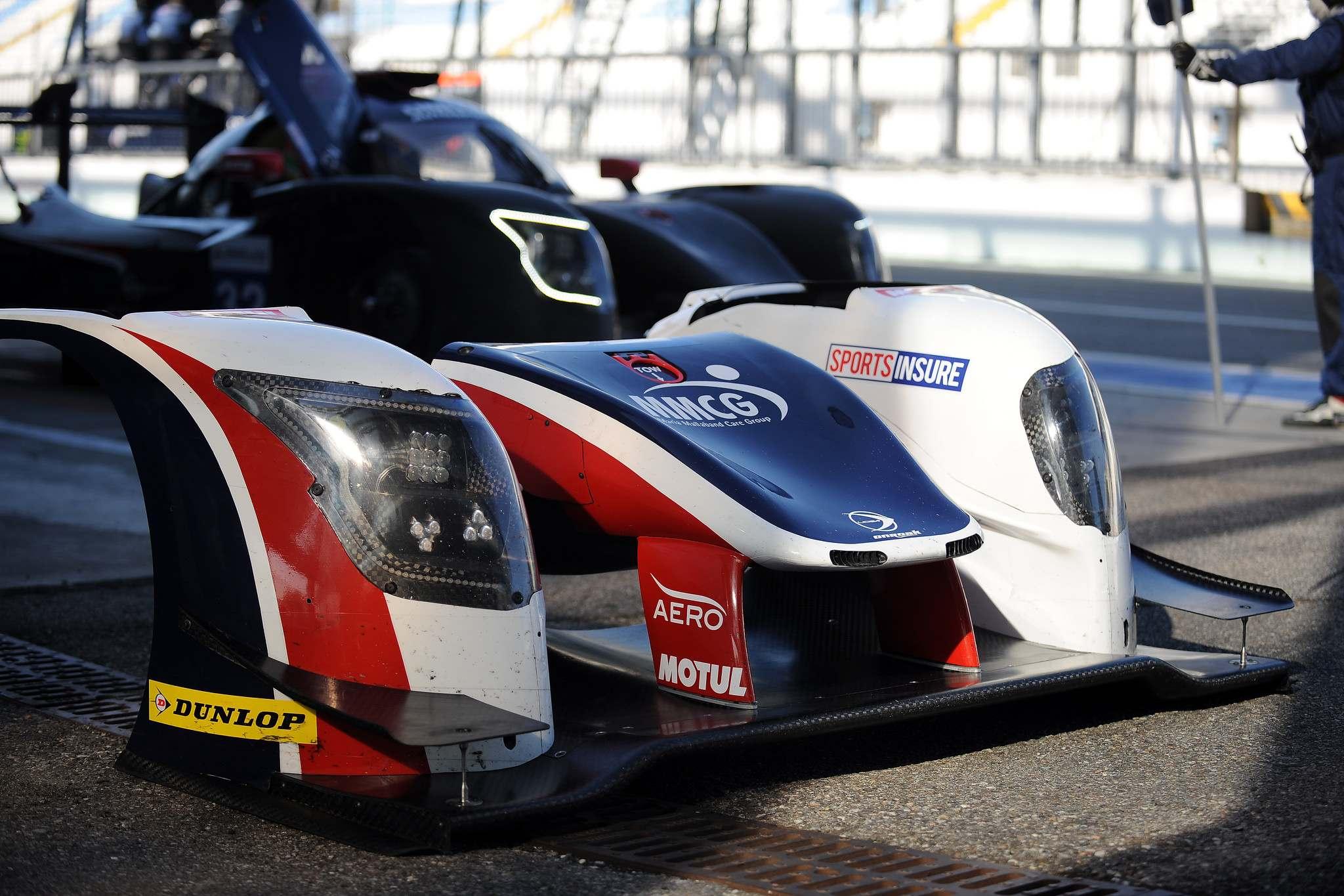 unitedautosports3 United Autosports in Monza
