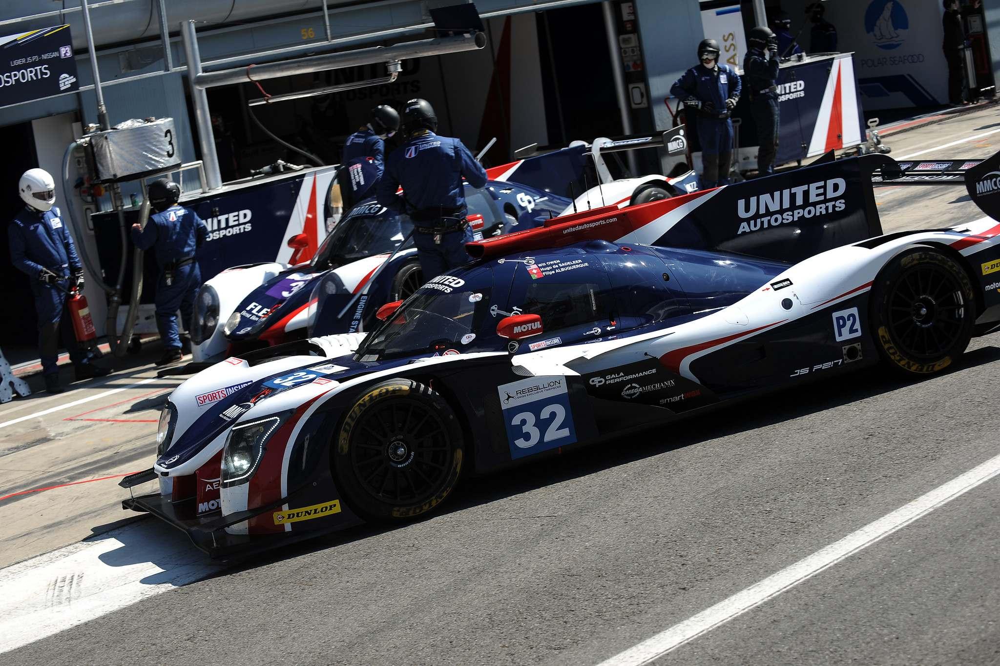 unitedautosports5 United Autosports in Monza