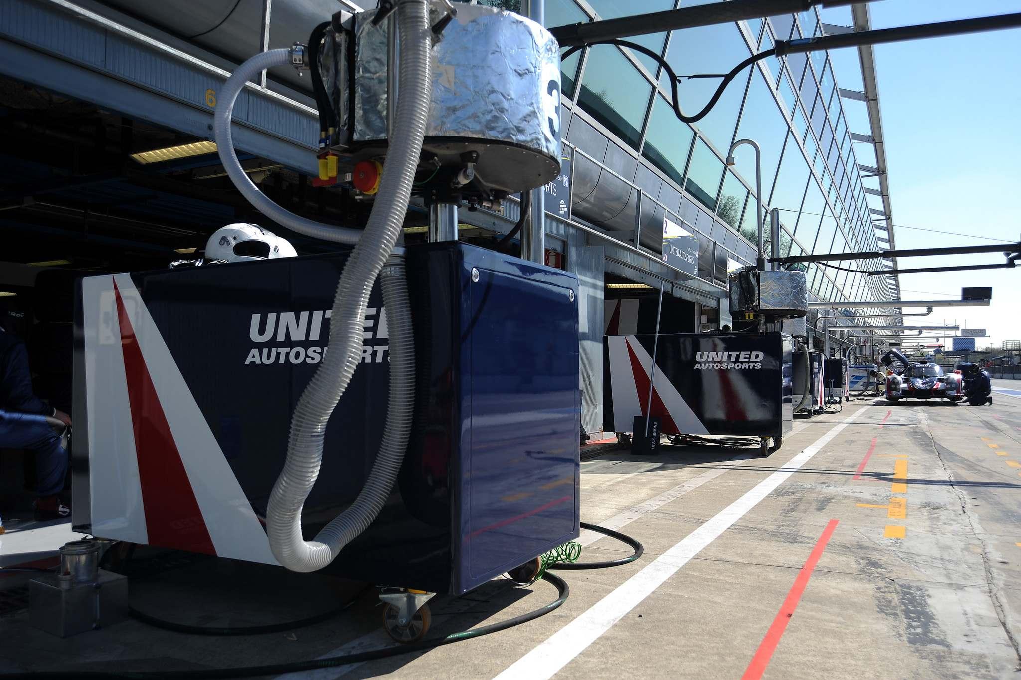 unitedautosports6 United Autosports in Monza