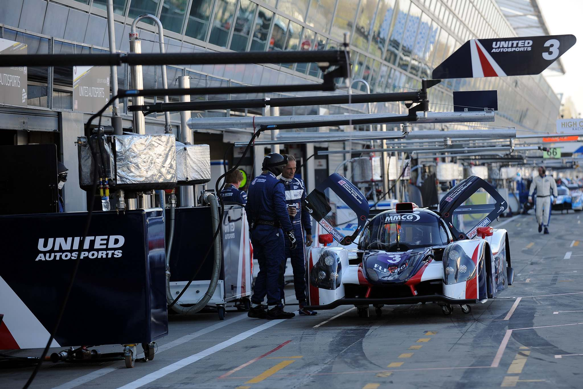unitedautosports8 United Autosports in Monza