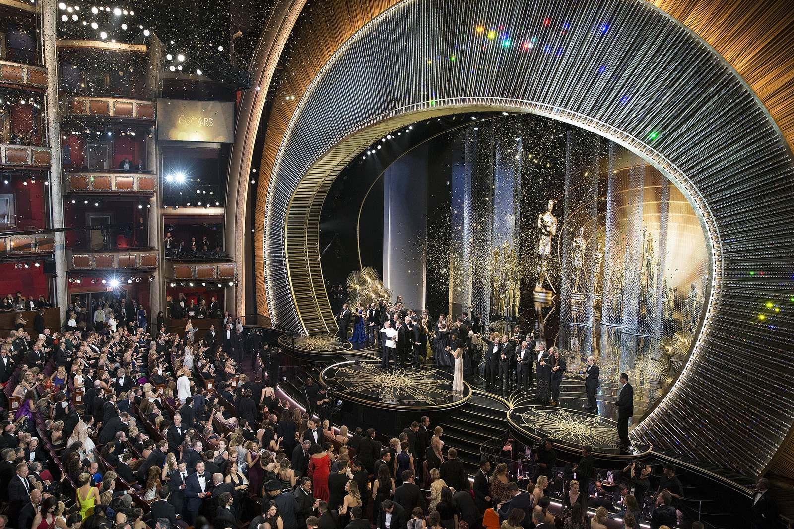 oscars 2016 The 88th Academy Awards Results