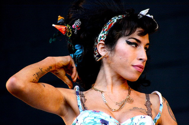 amy winehouse2 Alcohol Abuse Killed Talented Amy Winehouse