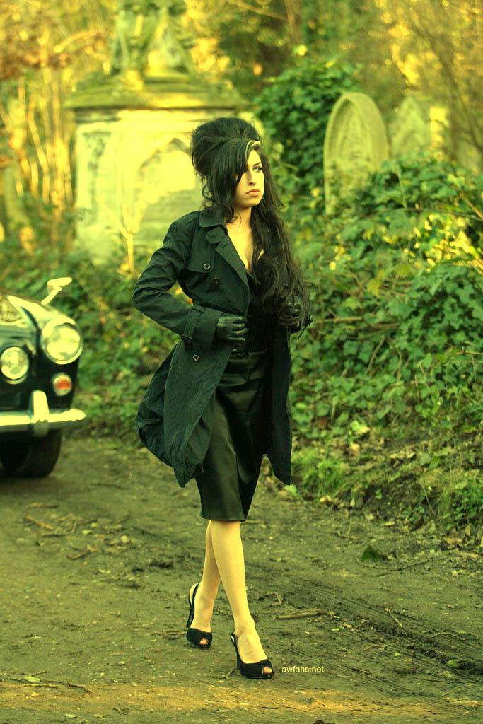 amy winehouse7 Alcohol Abuse Killed Talented Amy Winehouse