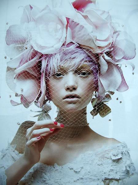 gemma ward Australian Supermodel Gemma Ward