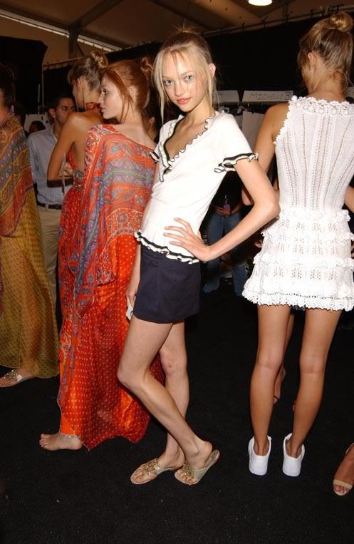 gemma ward19 Australian Supermodel Gemma Ward