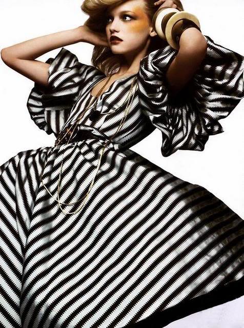 gemma ward5 Australian Supermodel Gemma Ward