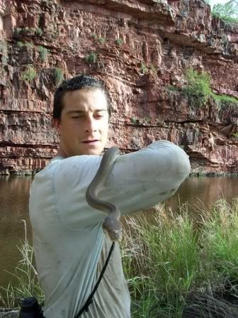 survival bear grylls9 Bear Grylls is a Pretty Cool Guy