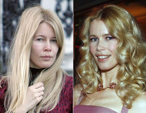 celebrities without makeup4 Celebrities With and Without MakeUp