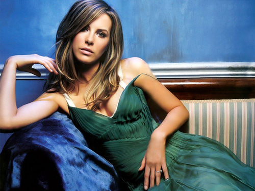 kate beckinsale3 Dangerous Girl Kate Beckinsale