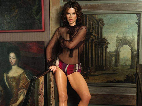 kate beckinsale6 Dangerous Girl Kate Beckinsale