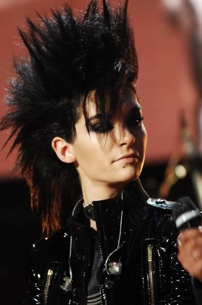 tokio hotel bill kaulitz11 Different Hair Styles by Bill Kaulitz from Tokio Hotel
