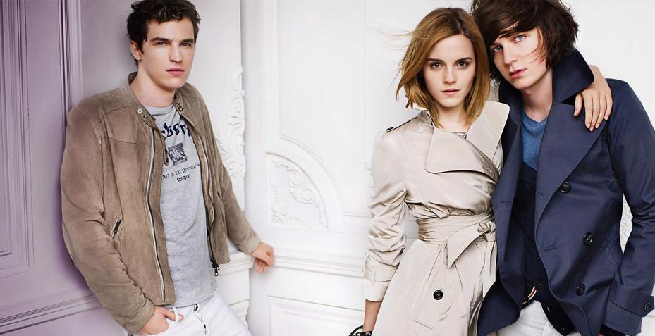 emma watson picture3 Emma Watson Looks Chic