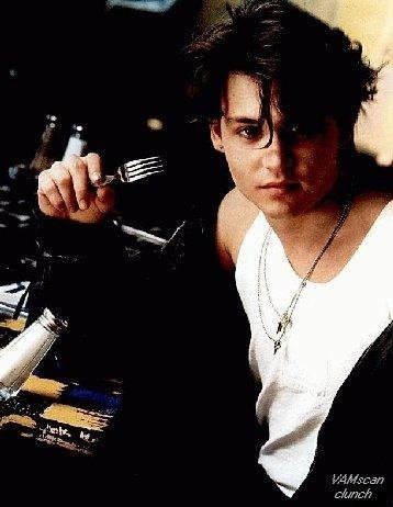 johny depp11 Filmography and Retro Photos of Johnny Depp