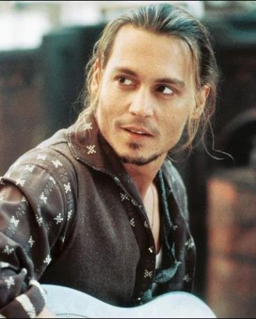 johny depp14 Filmography and Retro Photos of Johnny Depp