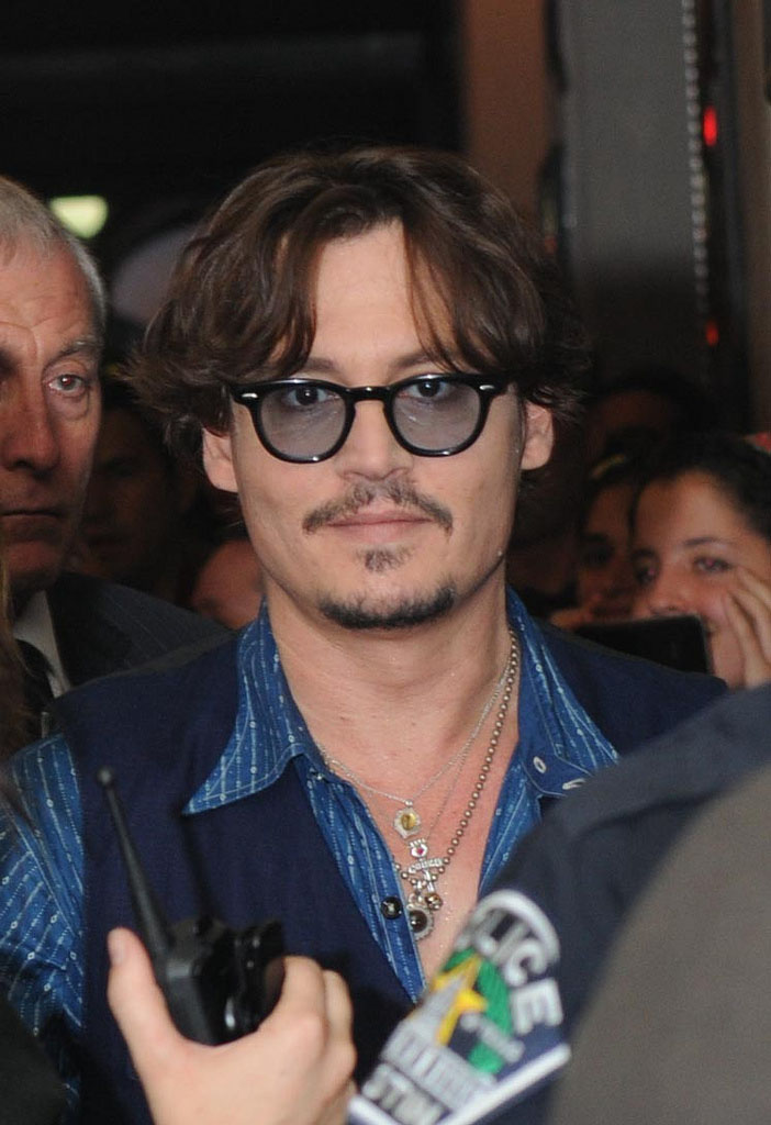 johny depp5 Filmography and Retro Photos of Johnny Depp