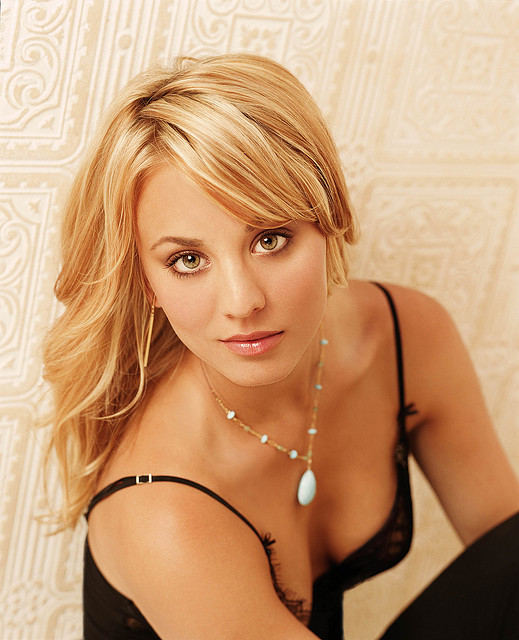kaley cuoco1 Gorgeous Kaley Cuoco from The Big Bang Theory