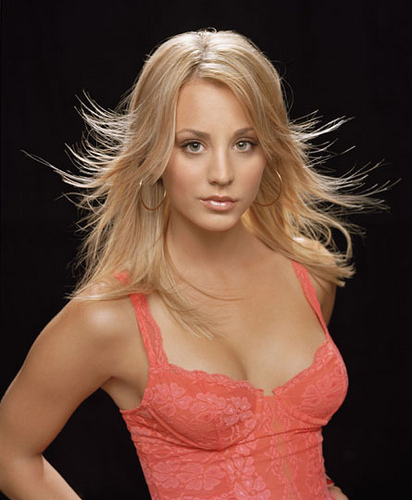 kaley cuoco2 Gorgeous Kaley Cuoco from The Big Bang Theory