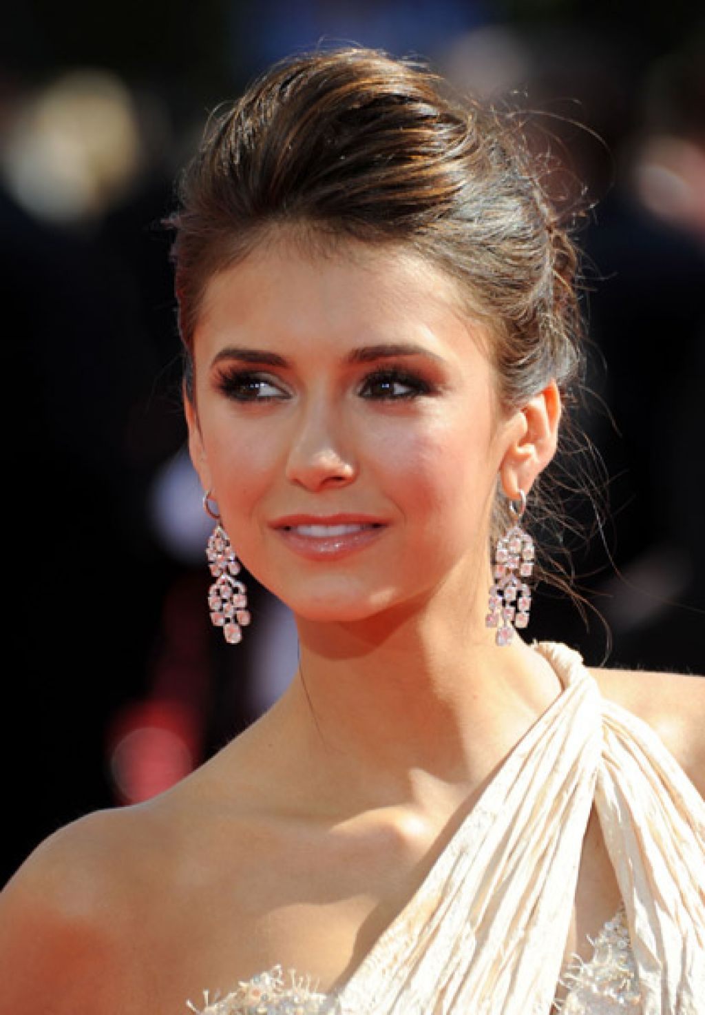 nina dobrev3 Gorgeous Nina Dobrev   Canadian Actress and Model