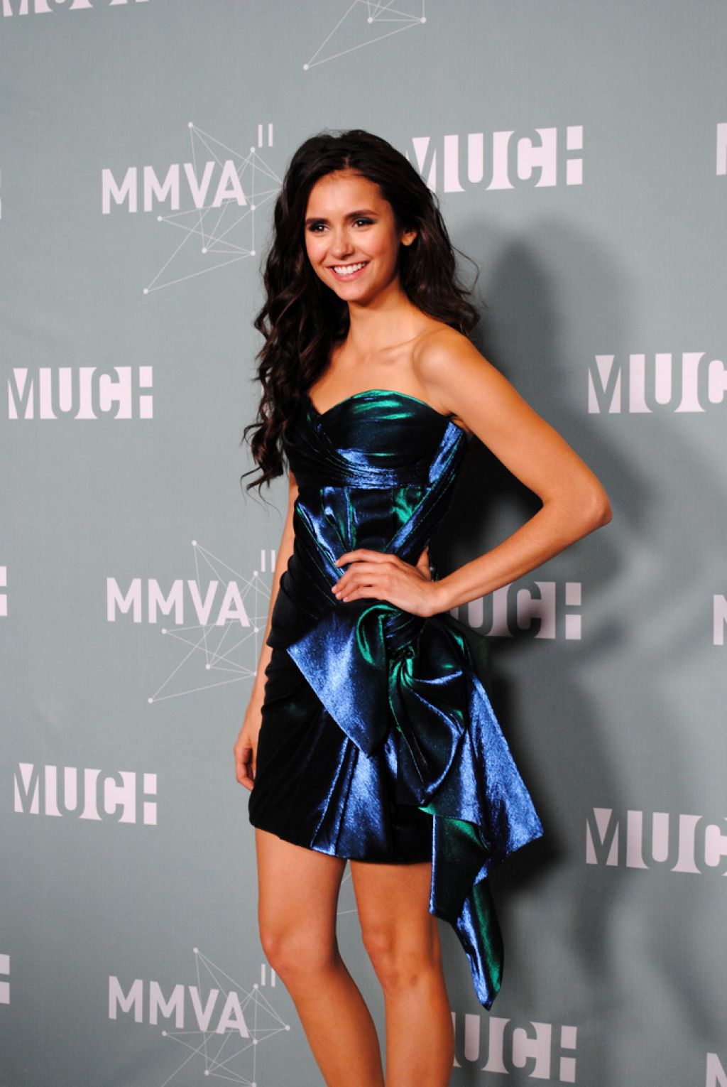 nina dobrev4 Gorgeous Nina Dobrev   Canadian Actress and Model