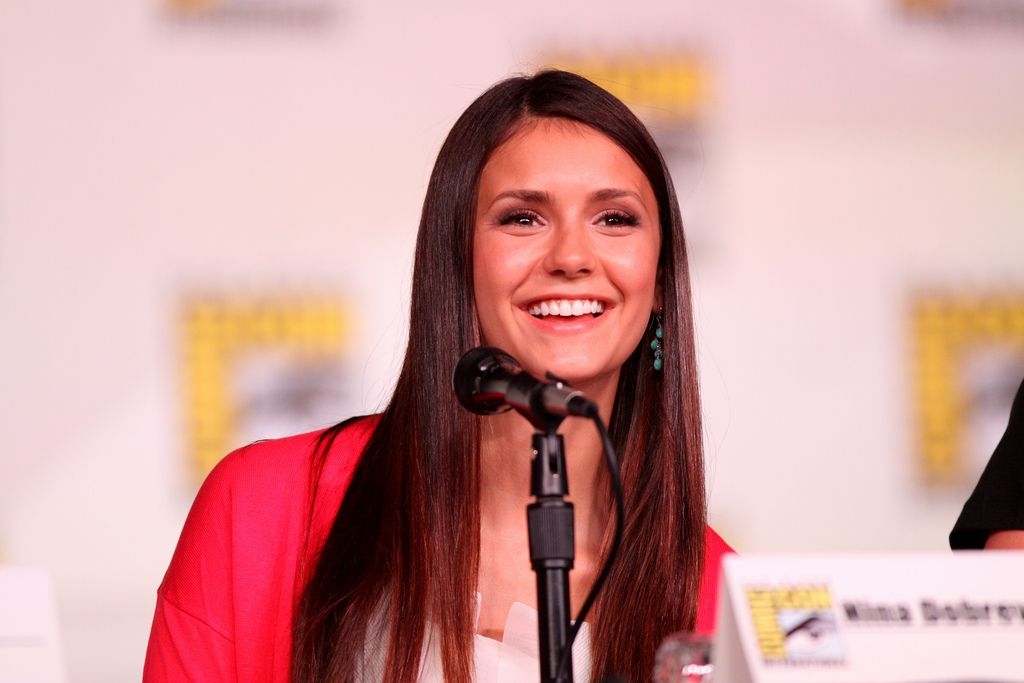 nina dobrev6 Gorgeous Nina Dobrev   Canadian Actress and Model