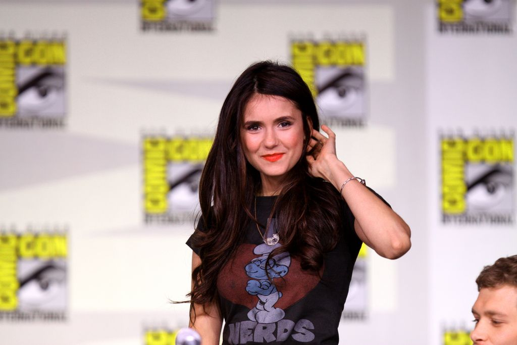 nina dobrev8 Gorgeous Nina Dobrev   Canadian Actress and Model